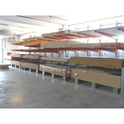Ράφια αποθήκευσης ξυλείας CANTILEVER